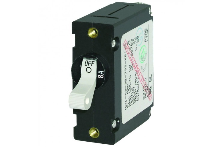 Wiring Systems Hbl1221il Ac Special Purpose Single Pole Toggle Switch