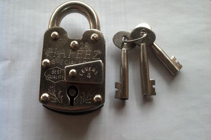 Antique Lock 3