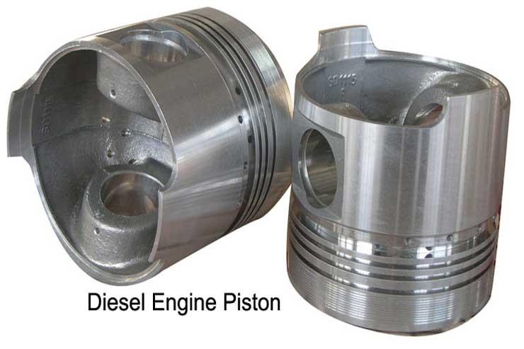 Diesel Engine Piston