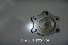 oil pump S195/S11100
