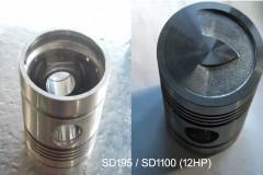 SD195 / SD1100 (12HP)